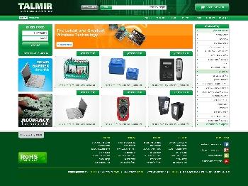 טלמיר - חנות ציוד אלקטרוניקה