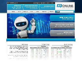 D22 - אתר ניהול השקעות