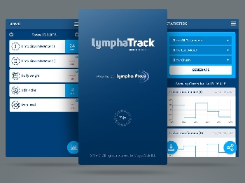 אפליקציה למעקב רפואי
