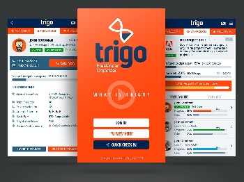 Trigo Web UI