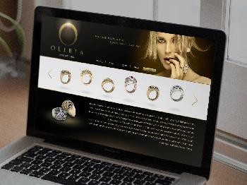 ממשק תצוגת תכשיטים