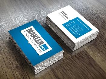 כרטיסי ביקור - Makler