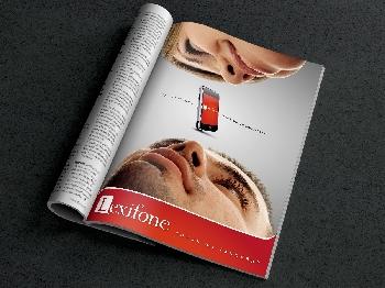 מודעת פרסום - Lexifone