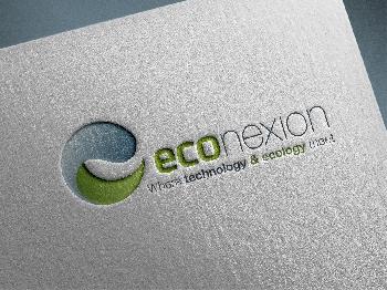 עיצוב לוגו - Econexion