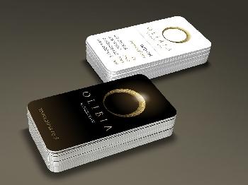כרטיסי ביקור - Olibia