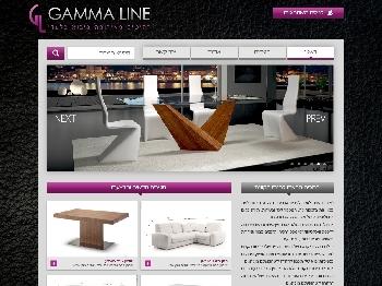 גאמה ליין - חנות רהיטים מקוונת
