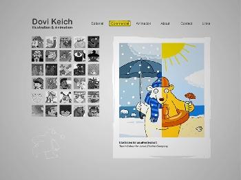 דובי קייך - איור ואנימציה