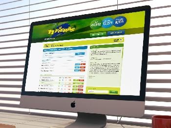 ממשק הימורים